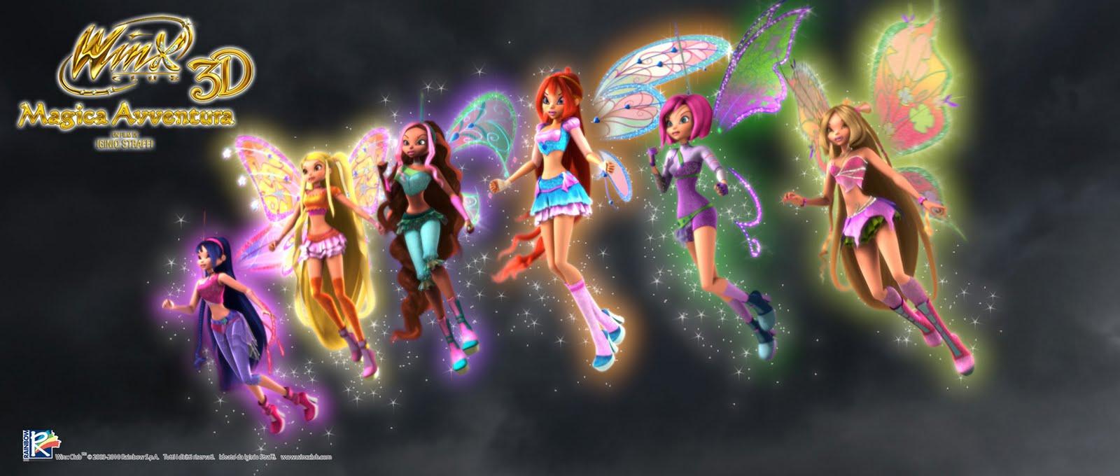 Winx Magic Site Gallery